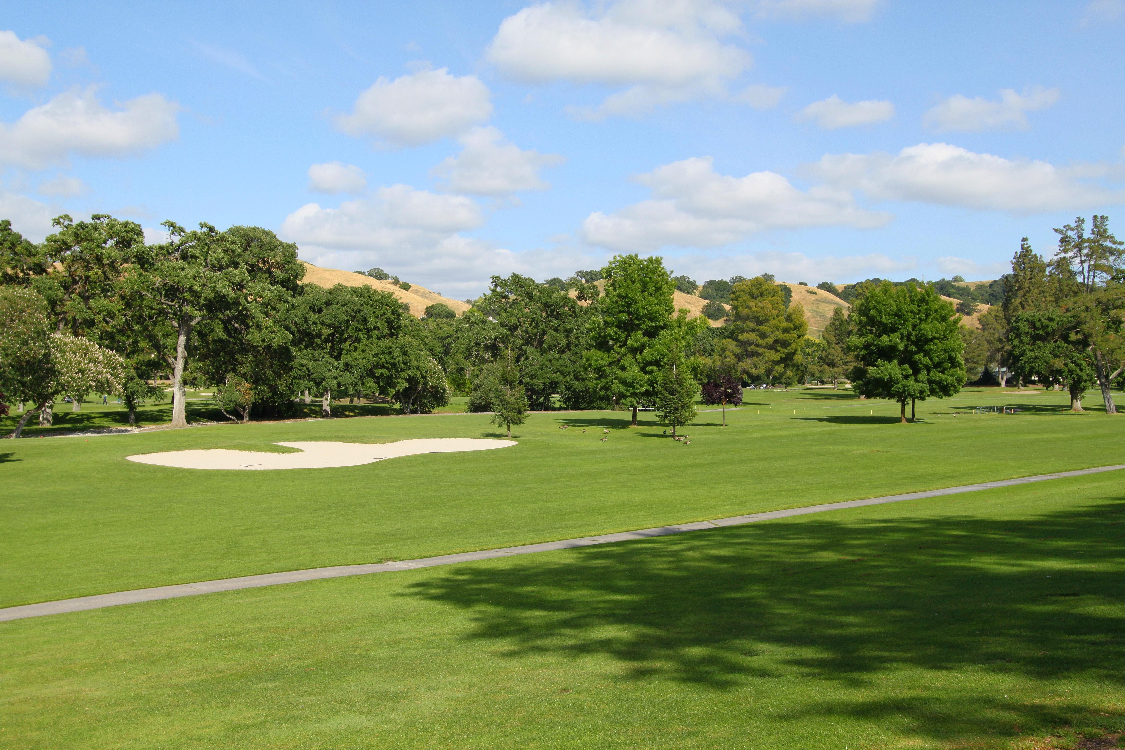 1 golf course